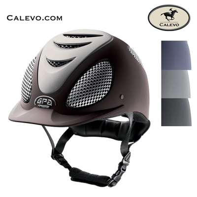 Pikeur - Sicherheitsreithelm GPA Speed Air EVOLUTION -- CALEVO.com Shop