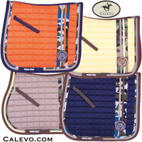 Eurostar - Saddle Pad SUPER HEAVY DESIGN 142 - SUMMER 2014 CALEVO.com Shop