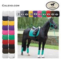 Calevo - SET Schabracke + Fleecebandagen - Classic DIAMOND CALEVO.com Shop