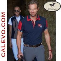 Eurostar - Damen / Herren Poloshirt CAMERON CALEVO.com Shop