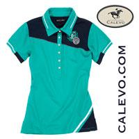 Eurostar - Damen Poloshirt VALENTINA CALEVO.com Shop
