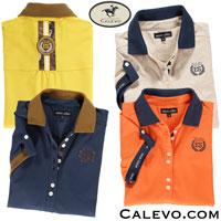 Eurostar - Damen Poloshirt DEMI CALEVO.com Shop
