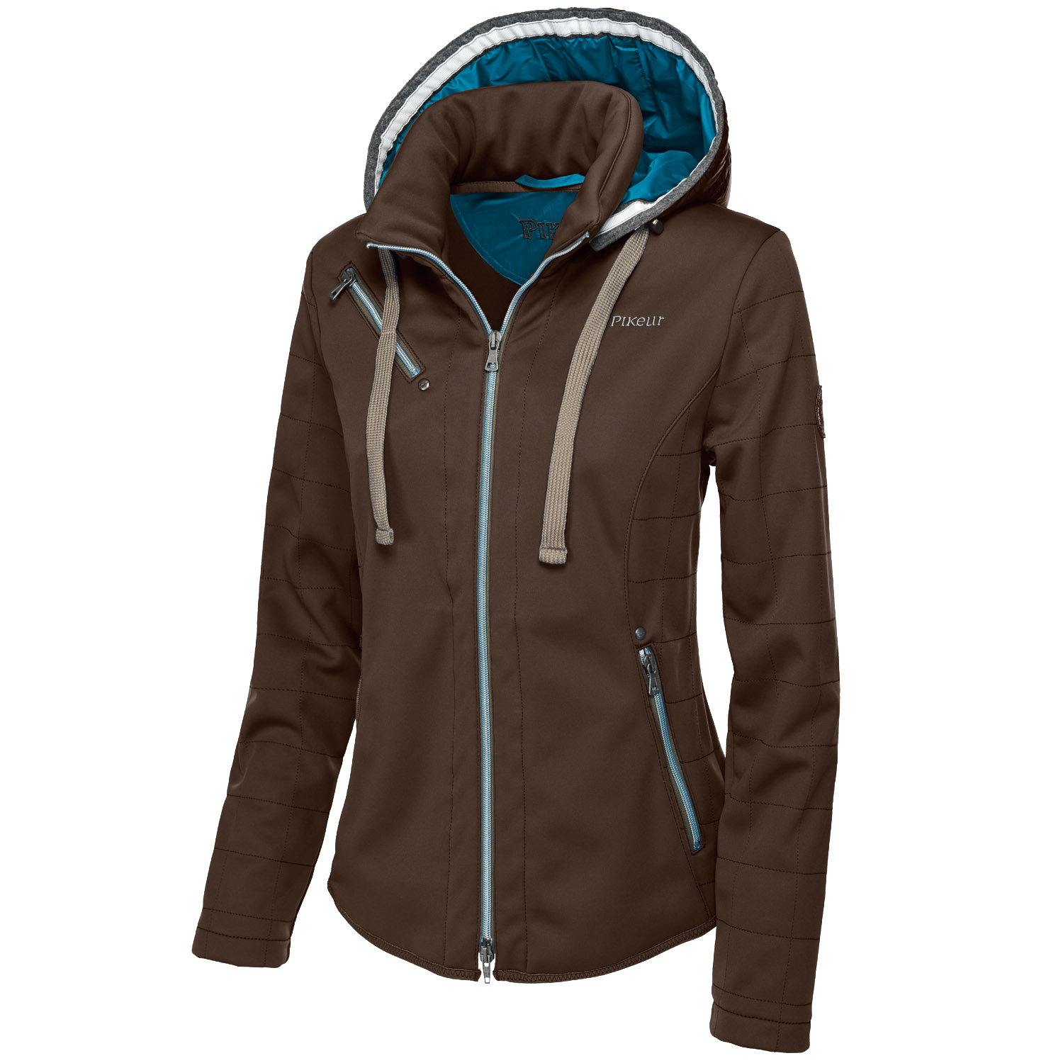 pikeur damen softshell jacke campera ebay. Black Bedroom Furniture Sets. Home Design Ideas