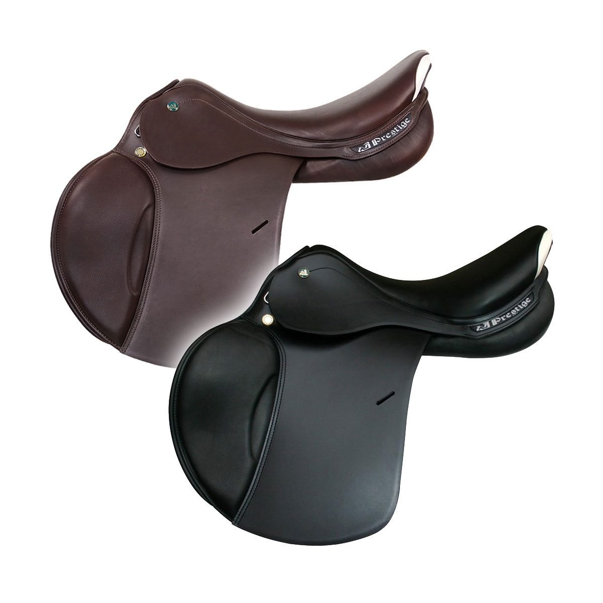 Prestige - jumping saddle ELASTIC PROFESSIONAL NEW