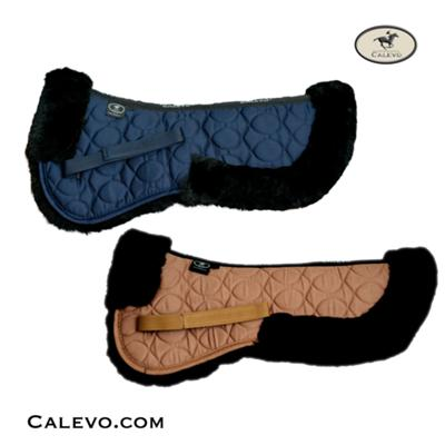 CALEVO - Lammfell Sattelkissen COMFORT PLUS - COLOR EDITION CALEVO.com Shop
