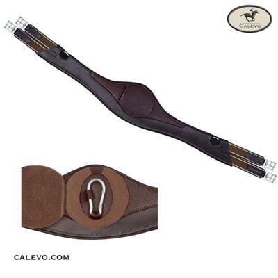Passier - Ledersattelgurt mit breitem Gurtzentrum - lang -- CALEVO.com Shop
