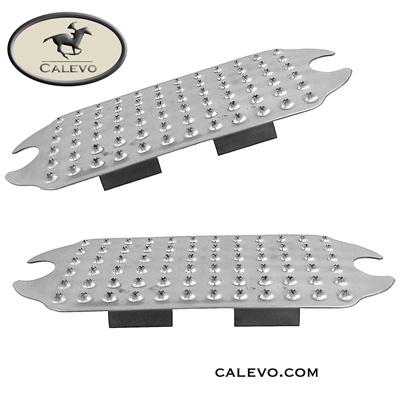 Sprenger - Steigbügeleinlagen aus Edelstahl für Bow Balance -- CALEVO.com Shop