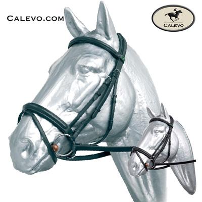 Prestige - Klassische Trense - bombiert -- CALEVO.com Shop