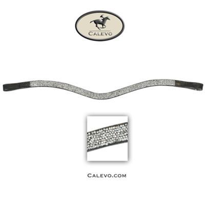 Schumacher geschwungenes Stirnband CRYSTAL ROCKS -- CALEVO.com Shop