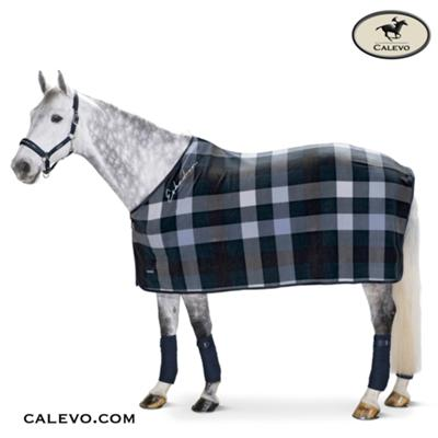 Eskadron - Abschwitzdecke FLEECE CHECKED - CLASSIC SPORTS CALEVO.com Shop