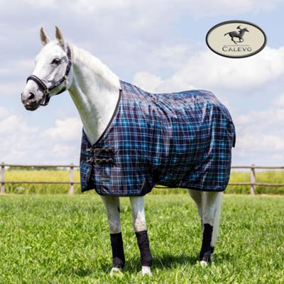 Eskadron Turnout Rug ALPHA CHECK FLEECE - CLASSIC SPORTS CALEVO.com Shop