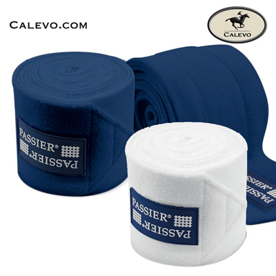 Passier - Fleecebandagen BLUE EDITION CALEVO.com Shop