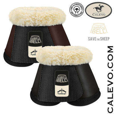 Veredus - Safety Bell Boots Sprungglocken - SAFE THE SHEEP CALEVO.com Shop