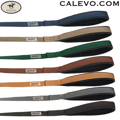 Eskadron - Führleine mit vernickelter Kette -- CALEVO.com Shop