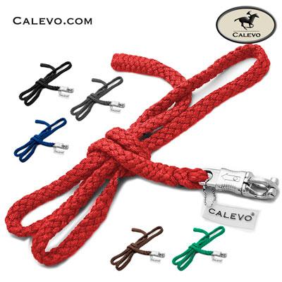 Calevo - Anbindestrick mit Panikhaken DIAMOND -- CALEVO.com Shop