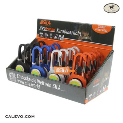 Sprenger - Karabinerlicht SILA K5 Orange CALEVO.com Shop