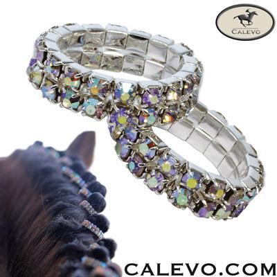 Crystal M�hnenringe CALEVO.com Shop