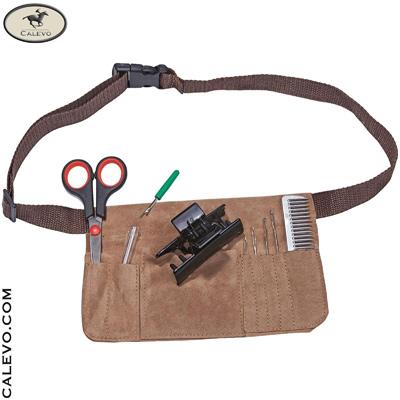 Mähnen Einnäh-Tasche incl. Zubehör CALEVO.com Shop