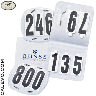 Kopfnummern im Etui CALEVO.com Shop
