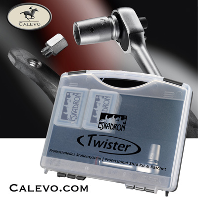 Esakdron - Twister Stollenkoffer CALEVO.com Shop