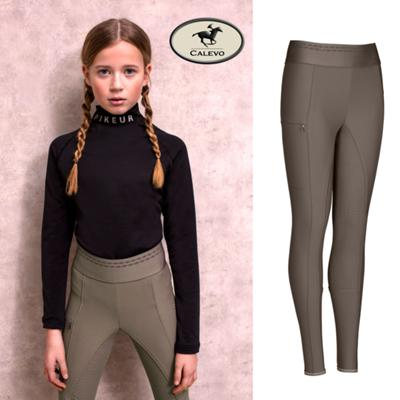 Pikeur - Kinder Reithose IDA GRIP ATHLEISURE - WINTER 2020 CALEVO.com Shop