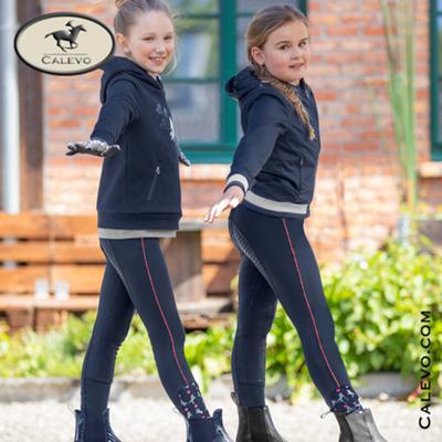 ELT - Kinder Reit Leggings PINK HEARTS - SUMMER 2020 CALEVO.com Shop