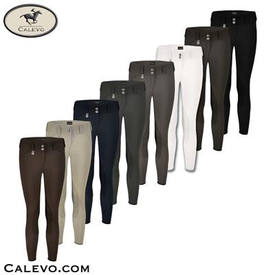 Pikeur - Damen Hüft-Reithose mit Kniebesatz CIARA CALEVO.com Shop