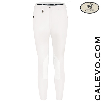 NEW Outdoor Sports Pikeur Prestige Micro 2000 Women's Breeches Classic White 30 Long Women's Jodhpurs & Breeches