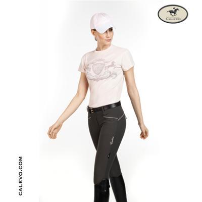 Equiline Damen X-Grip Kniebesatz-Reithose LENA - SUMMER 2019 CALEVO.com Shop