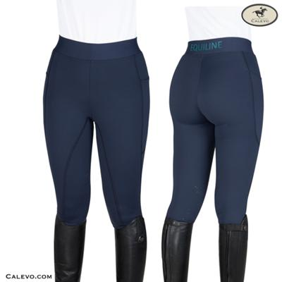 Equiline Damen KnieGRIP Reit LEGGING CAILIN - WINTER 2019 CALEVO.com Shop