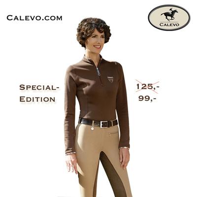 Pikeur - Damen-Gesässbesatz-Reithose LUGANA-SpecialEdition CALEVO.com Shop