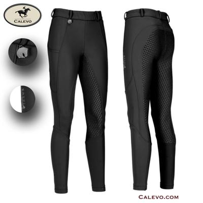 Pikeur Damen Reithose KIMA GRIP ATHLEISURE - NEW GENERATION CALEVO.com Shop