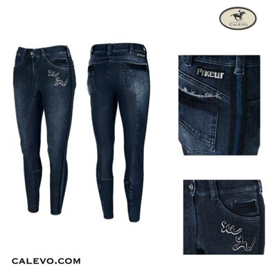 Pikeur Damen Reithose GIANNA JEANS GRIP - NEW GENERATION CALEVO.com Shop