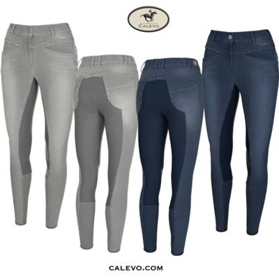 Pikeur Damen Reithose UDINA JEANS GRIP - PREMIUM COLLECTION CALEVO.com Shop