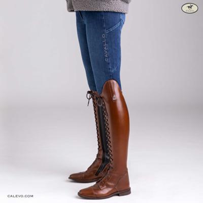 Cavallo - Damen Jeans Reithose CHERRY GRIP - WINTER 2021 CALEVO.com Shop