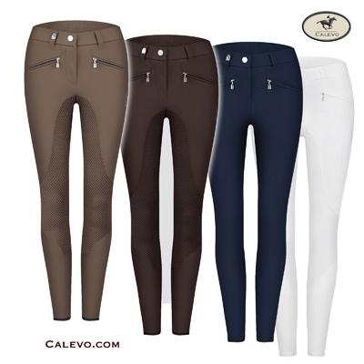 Cavallo - Damen Vollbesatz-Reithose CAJA GRIP CALEVO.com Shop