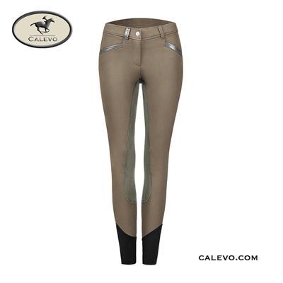 Cavallo - Damen Ges�ssbesatz Reithose COLANA - WINTER 2014 CALEVO.com Shop
