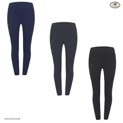 Cavallo - Damen Winter Leggings LIN GRIP RL - WINTER 2021 CALEVO.com Shop
