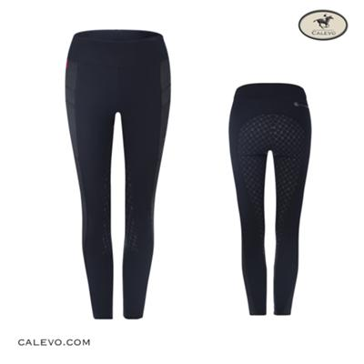 Cavallo - Damen Glitzer Leggings LOTTA GRIP RL - WINTER 2020 CALEVO.com Shop