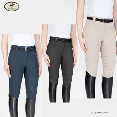 Equiline - Damen Full Grip Reithose CECILE CALEVO.com Shop