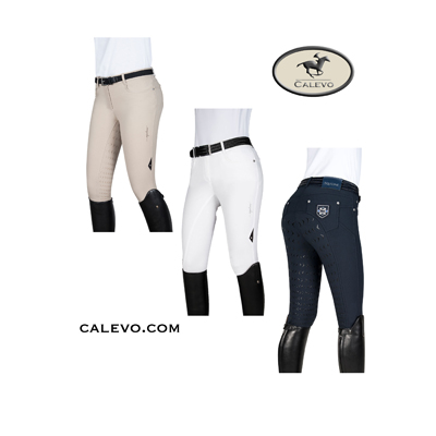 Equiline - Damen Full Grip Reithose NELLY CALEVO.com Shop
