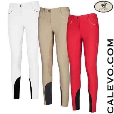 Equiline - Damen HALF GRIP Reithose LIZA CALEVO.com Shop