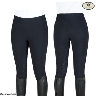 Equiline Damen Half GRIP Reit LEGGING ELSA - WINTER 2019 CALEVO.com Shop
