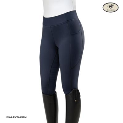 Equiline Damen Full GRIP Reit LEGGING CAROLINE - WINTER 2019 CALEVO.com Shop