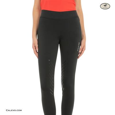 Equiline Damen HALF GRIP Reit LEGGINGS CHARLAC - SUMMER 2021 CALEVO.com Shop