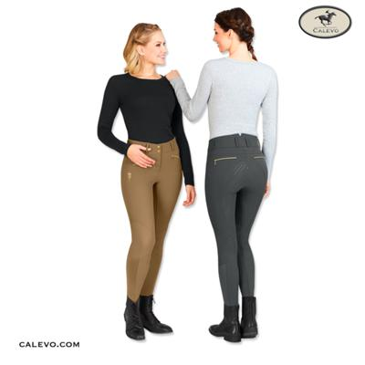 ELT - Damen High Waist Fullgrip Reithose HELLA CALEVO.com Shop