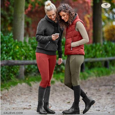 ELT - Damen  Reithose GALA SILIKON - WINTER 2021 CALEVO.com Shop