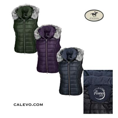 77b01cced6 Pikeur - ladies quilted waistcoat AMICA - WINTER 2018 CALEVO.com Shop