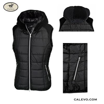 Pikeur - Modische Damen Steppweste BARINA - WINTER 2018 CALEVO.com Shop