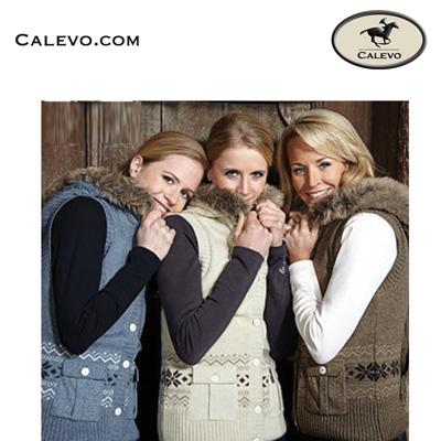 Pikeur - Damen Strick Weste MILENA -- CALEVO.com Shop